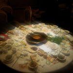 A to... Stół po jedzeniu...