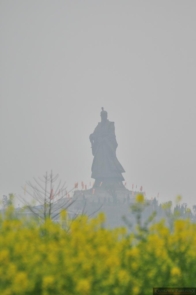 Posągu Chen Tuana.