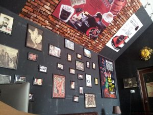 """Kawiarnia 90° - jedno z miejsc, gdzie można wypić """"kawę"""""""