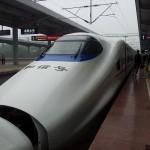 Szybki pociąg relacji Fuling - Chongqing