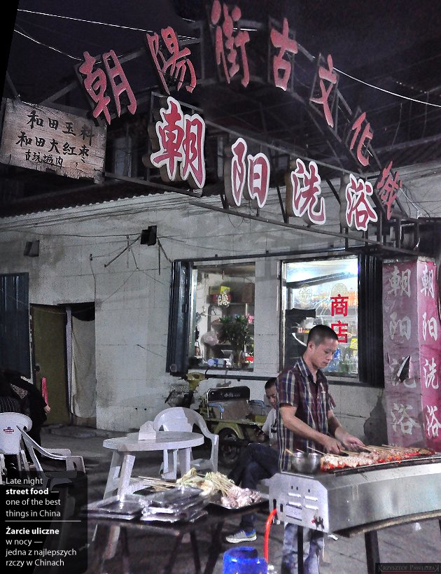 Żarcie na ulicy — streetfood